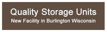 Quality Storage Units near me